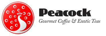 Peacock Tea & Coffee Logo